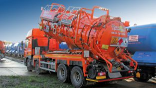 ADR Tanker | Flood Response