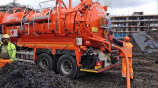 ADR Tanker | Hazardous Waste Disposal